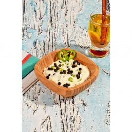 Bambusová miska Kutahya Snacks, 10 × 3 cm