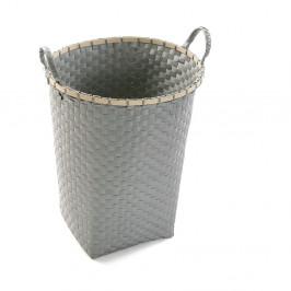 Sivý kôš na bielizeň Versa Laundry Basket