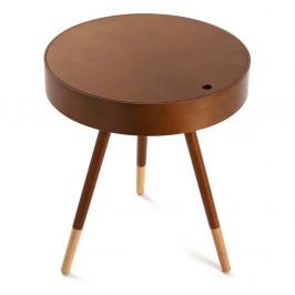 Odkladací stolík s úložným priestorom Versa Prato
