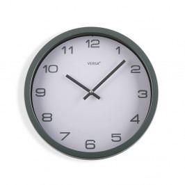 Závesné hodiny VERSA Black