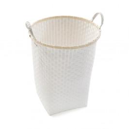Biely kôš na bielizeň Versa Laundry Basket