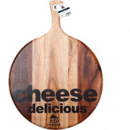 Doštička na syry z akáciového dreva Bergner Cheese