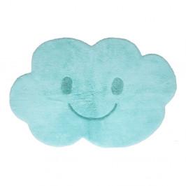 Detský modrý koberec Nattiot Nimbus, 75×115 cm