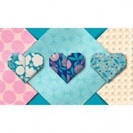 Origami set Mon Petit Art Turquoise