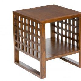 Drevený odkladací stolík Santiago Pons Acacia