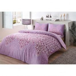 Set obliečky s plachtou na dvojlôžko Violette, 200 × 220 cm