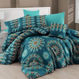Obliečky s plachtou na jednolôžko Hula, 160 × 220 cm