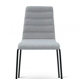 Sada 2 svetle šedých stoličiek Garageeight