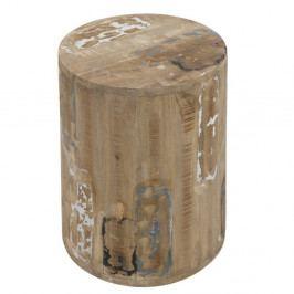 Stolička z dreva trembesi Santiago Pons Roan