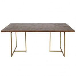 Jedálenský stôl z akáciovej dyhy Santiago Pons Bruno