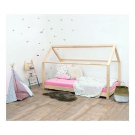 Prírodná detská posteľ bez bočníc zo smrekového dreva Benlemi Tery, 90×180 cm