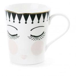Keramický hrnček Miss Étoile Coffee Eyes and Dots