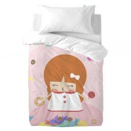 Obliečky z čistej bavlny Happynois Candies, 100×120 cm
