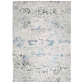 Sivý koberec Universal Chenile Gris, 80×150 cm
