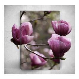 Nástenný 3D obraz Mosticx Autumn Tree Flowers, 40×60 cm