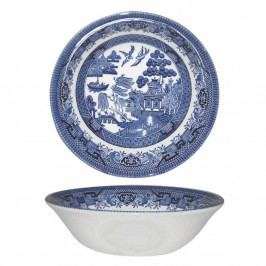 Misa Churchill China Blu Willow, Ø 22 cm