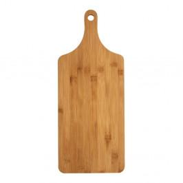 Kuchynská doštička na krájanie z bambusu Premier Housewares, 50×20 cm