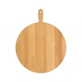 Kuchynská doštička na krájanie z bambusu Premier Housewares, 38×29 cm