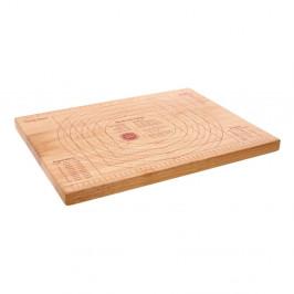 Prkénko zo dreva gumovníku Premier Housewares, 35×45 cm