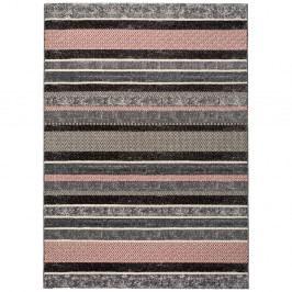 Tmavosivý koberec Universal Malaga, 160×230cm