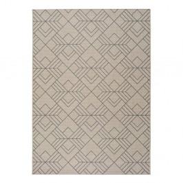 Béžový vonkajší koberec Universal Silvana Caretto, 120 x 170 cm
