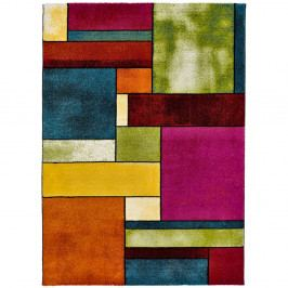 Koberec Universal Multi Colors, 140 x 200 cm