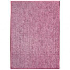 Fialový koberec MOMA Bios Liso, 140×200cm