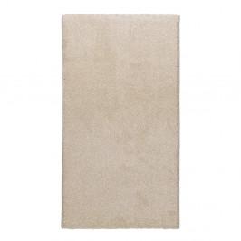 Krémovobiely koberec Universal Velur, 57×110 cm
