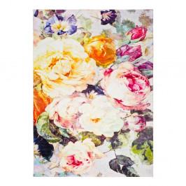 Koberec Universal Chenile Flowerina, 80×150 cm