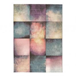 Koberec Universal Pinky Squaro Multi, 60 x 120 cm