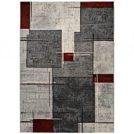 Tmavosivý koberec Universal Ciudad, 80×150cm