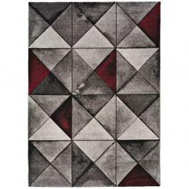 Sivý koberec Universal Optik, 120×170 cm