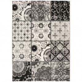 Sivý koberec Universal Hydra, 140×200cm