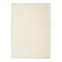 Krémovobiely koberec Universal Liso, 140x200cm