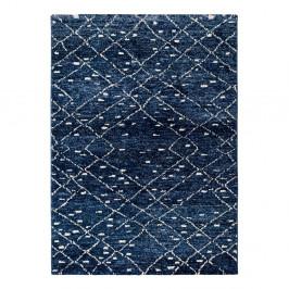 Modrý koberec Universal Indigo Azul, 120×170 cm