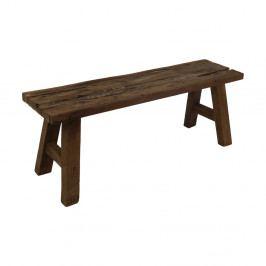 Lavice z teakového dreva HSM collection Wood