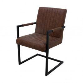 Tmavo hnedá stoličky HSM collection Vegas
