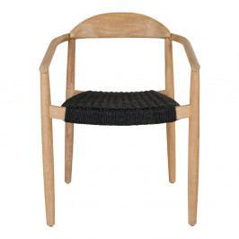 Sada 2 jedálnych stoličiek z akáciového dreva House Nordic Vaasa