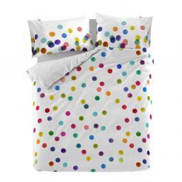 Bavlnená obliečka na paplón Happy Friday Confetti, 220 × 220 cm