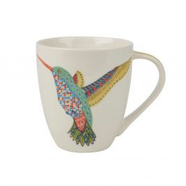 Hrnček z kostného porcelánu Churchill China Paradise Birds Hummingbird, 500 ml