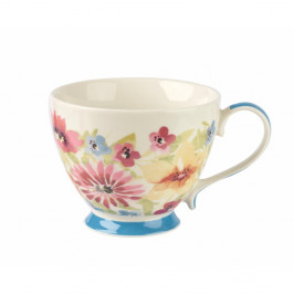 Hrnček z kostného porcelánu Churchill China Couture Petal Springfield, 415 ml