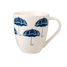 Hrnček z kostného porcelánu Churchill China Couture Sieni Umbrellas, 500 ml