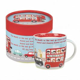 Hrnček z kostného porcelánu Churchill China Bus, 284 ml