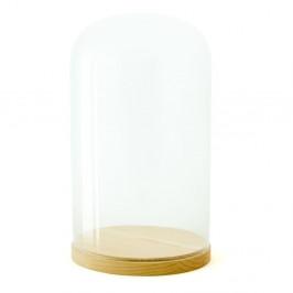 Sklenená vitrínka Wireworks Pleasure Dome Beech, 33cm