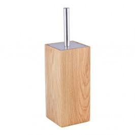 Toaletná kefa z dubového dreva Wireworks Mezza