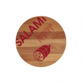 Lopárik z bukového dreva Bisetti Salami, 30cm