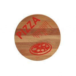 Lopárik z bukového dreva Bisetti Pizza, 30cm