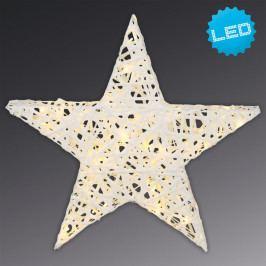 Vonkajšia dekorácia v tvare hviezdy Naeve, 50 × 48 cm