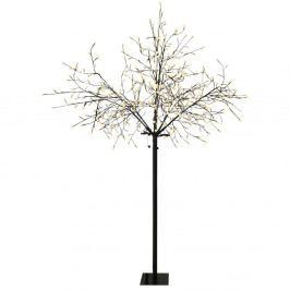 Záhradný dekoratívny strom s LED svetlami Bullet, 250 cm
