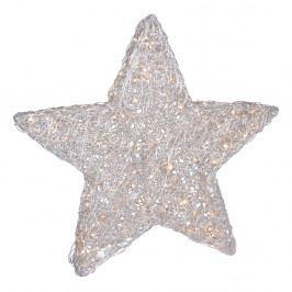 Stolová lampa v tvare hviezdy Naeve, Ø 40 cm